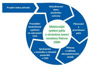Cyklus projektu Jedna příroda