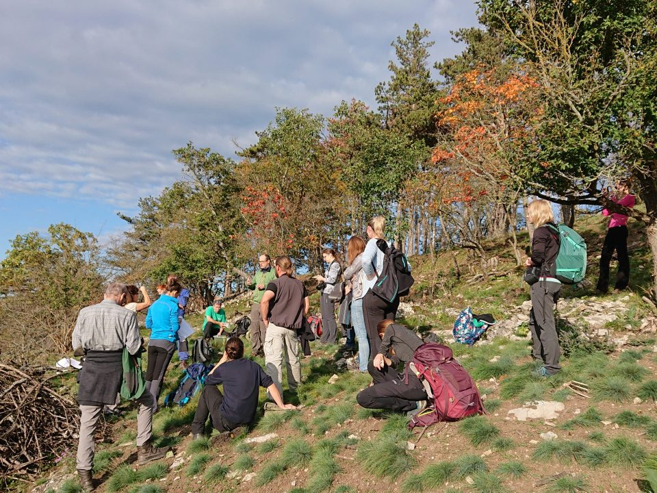 Setkání pracovníků ochrany přírody, projekt Jedna příroda