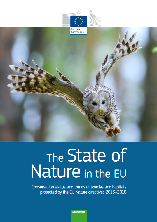 Brožura The State of Nature in the EU