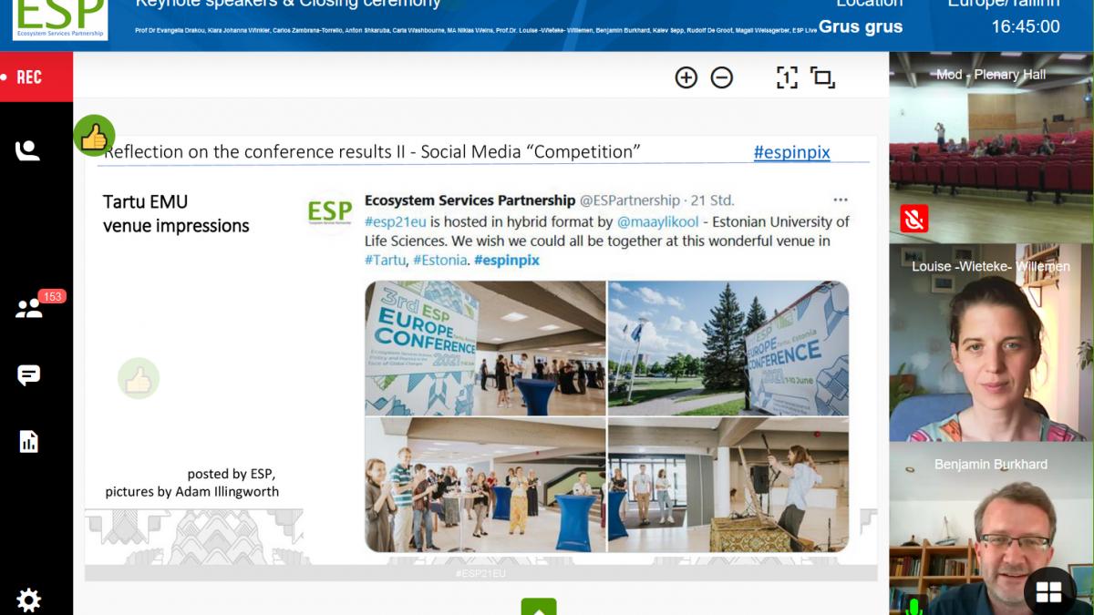 ESP konference 2021